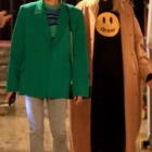 『【すんごいクマ…!?】ジャスティン・ビーバーとヘイリー・ビーバーが教会にお出かけ!Hailey Bieber heads to church service with Justin』の画像