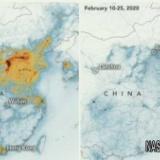 【マジで!?】コロナウィルスさん 中国の大気を浄化していた