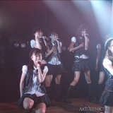 HKT48「RESET」出張公演@AKB48劇場、指原莉乃のMCに見学していた山邊歩夢が…
