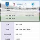 2019プレナスなでしこリーグ第12節【ニッパツ横浜FCシーガルズ 2-1 ASハリマアルビオン】(三ツ沢陸上)