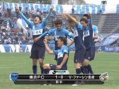 【動画】キングカズ今季2点目ゴール!キターーーー!ヘディングで先制ゴール!