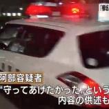 『【欅坂46】襲撃事件 犯人が謎の供述を始める・・・『守ってあげたかった』』の画像