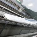 1997年4月3日は、リニアモーターカーがテスト走行開始