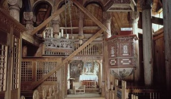 ワイの好きな北欧・東欧の木造教会を紹介していく