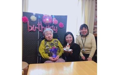 『茜ユニット【1月の誕生日会】』の画像