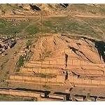 イスラミックステートがメソポタミア文明の遺跡の神殿を破壊