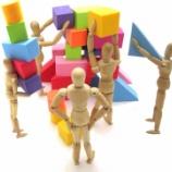 『営業チームビルディング』の画像