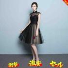 『華やかさの中に自身を表現できるドレスを選びましょう』の画像