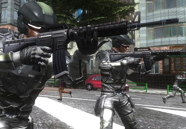 【地球防衛軍4.1】武器コンプ達成する人が現れるwww【各キャラ新武器】