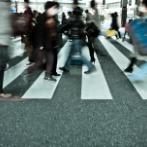 【衝撃画像】東京で民度0wwwwwwwwwwww