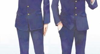 長野県警が誇る広報用キャラクター「警察のお兄さん」