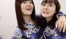 【大朗報】山下美月ちゃん、相変わらず向井葉月ちゃんと仲良しの模様!!!