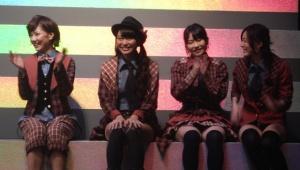 小嶋陽菜さんの「フライングゲット(∵)」が可愛い【AKB48小ネタまとめ】
