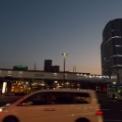 東京ゲームショウ2013 その120(闇に包まれる海浜幕張駅)