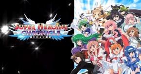 アニメのヒロインたちが集結した『超ヒロイン戦記』新PV公開!!どのキャラの攻撃シーンも見てて楽しい