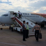 『中国です ~【スターアライアンス 深セン航空 ファーストクラスの旅の2】』の画像
