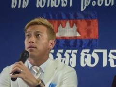 ケイスケホンダ「自分の使命はカンボジアのサッカーを今すぐに変えること!自分のすべての経験をカンボジア代表にささげたい!」