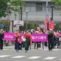 2014年横浜開港記念みなと祭国際仮装行列第62回ザよこはまパレード その80(五大路子 横浜夢座)