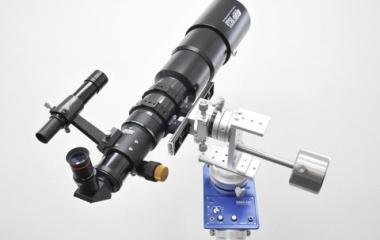 『SWAT-350V-spec即納&BORG107FL天体鏡筒セットCR即納 2020/07/23』の画像