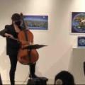 エコバッグ展~ARTから環境へ~、そして吉川よしひろチェロコンサート