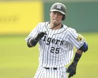 江越(27)二軍24試合.303(99-30)6本21打点4盗塁 出塁率.364 長打率.576 OPS.939