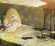 アニメ24話で登場した猫がアニ外伝に出現!?