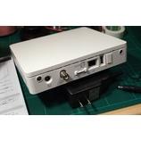 『SoftBank SELECTION  録画対応デジタルTVチューナー SB-TV03-WFRC を買った。3980円。』の画像
