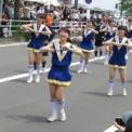 2016年横浜開港記念みなと祭国際仮装行列第64回ザよこはまパレード その27(横浜市立金沢高等学校バトントワリング部WINNERS)