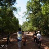 『カンボジア シェムリアップ旅行記18 バンテアイ・サムレ』の画像