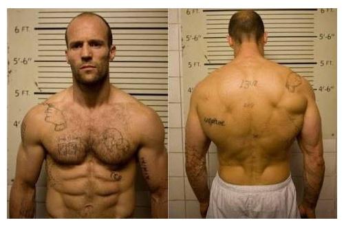 ジェイソンステイサムの筋肉かっこよすぎるわのサムネイル画像