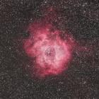 『FSQ-130ED+F3RDによるいっかくじゅう座のバラ星雲』の画像