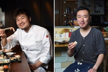 日本のトップシェフがイギリスの寿司をガチチェックした結果wwwwww