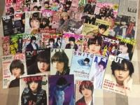 【欅坂46】平手友梨奈の登場雑誌の数々wwwww(画像あり)