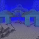 海底神殿建築開始!!・・の前に。