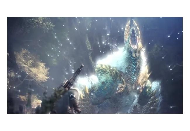 【モンハンワールド アイスボーン】プロモーション映像⑤公開!!ジンオウガかっこよすぎる!!