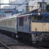 『【過去画】埼京線用E233系 新津出場配給』の画像