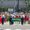 2014年横浜開港記念みなと祭国際仮装行列第62回ザよこはまパレード その43(ヨコハマリトルメジャレッツ&ザヨコハマスカウツドラム&ビューグルコー)の1