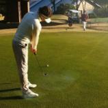 『パターを制する者はゴルフを制する。』の画像