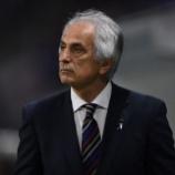 『日本代表 ハリルホジッチ監督(試合後コメント)「フィジカルが100%でないと、われわれのやりたいプレーはできない」』の画像