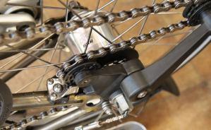 自転車のチェーンも「消耗品」
