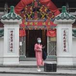『【新型コロナウィルス】「感染者累計85人、観光スポット『文武廟(Man Mo Temple)』は一時閉鎖に」』の画像