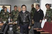 李明博「何倍もの兵力で北を懲らしめろ」 断固たる措置強調 休戦協定違反と非難