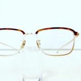 『Mr.Gentleman Eyewear、新作フレーム「NOEL」を入荷』の画像