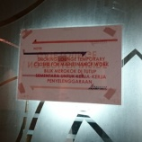 『クアラルンプール空港の喫煙所 KLIA2編 ~制限エリア内の喫煙所はClose!~』の画像