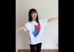 【衝撃】STU48キャプテン、乃木坂46・4期生曲「I see...」を踊る!!!