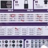『岩本が驚異の売上げ!!『乃木坂46 Live in 上海』現在の最新グッズ完売状況がこちら!!!』の画像