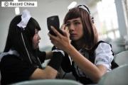 (*`ハ´)「アイヤー!日本や韓国のせいで偽娘(男の娘)が増えたアルヨ!」