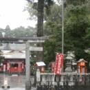 大汝牟遅(おおなむち)神社と千本楠