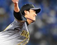藤浪晋太郎(神)1勝0敗18回 防御率2.50 奪三振15 WHIP1.56