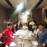 『香港在住の皆様とお食事してきました!』の画像